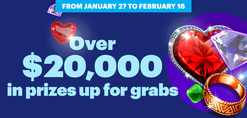 Over $20,000 in prizes up for grabs