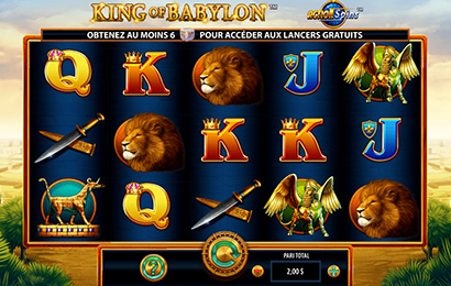 King of Babylon Action Spins™