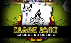 Black jack Casinos du Québec