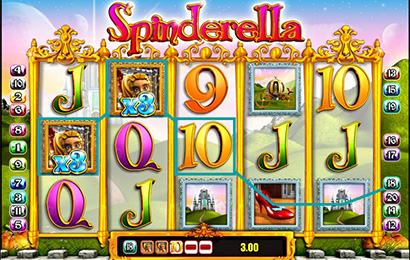 online casino poker spinderella